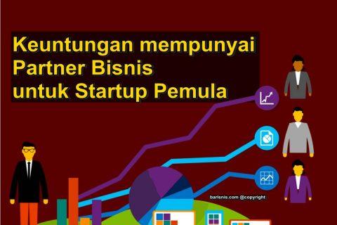Keuntungan mempunyai Partner Bisnis untuk Startup Pemula