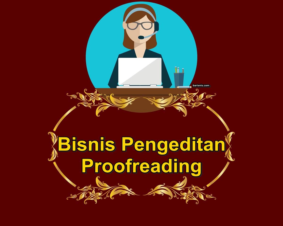 proofreading penyuntingan editor dokumen teks