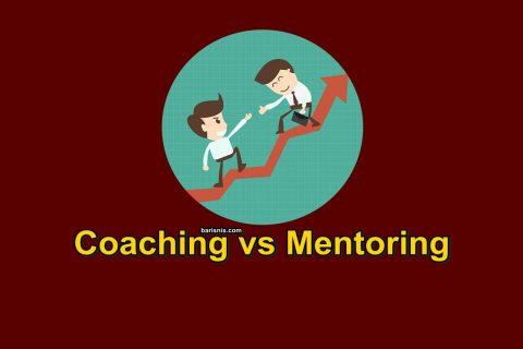 perbedaan couching dan mentoring